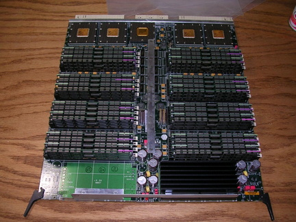 MC3 memory board with 1664 MB RAM